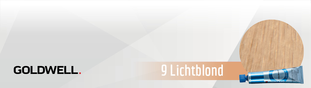 Goldwell,Colorance Tube,9 Lichtblond