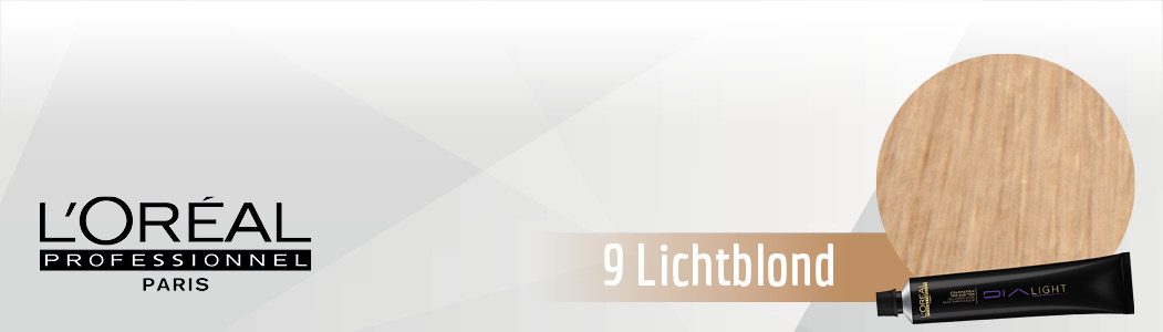 LOreal,DIALight,9 Lichtblond