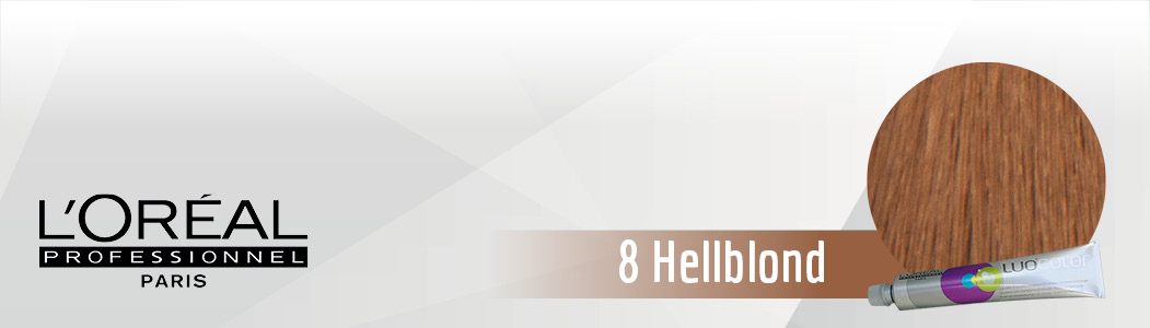 LOreal,LUO Color,8 Hellblond
