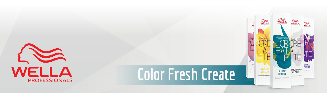 Wella,Color Fresh Create