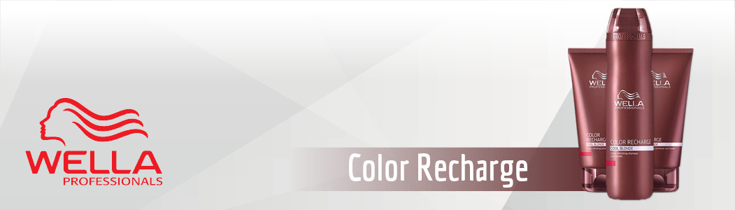 Wella,Color Recharge