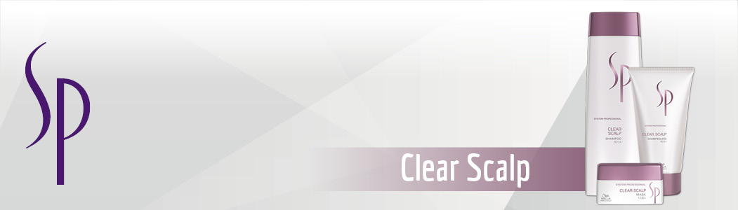 Wella SP,Clear Scalp