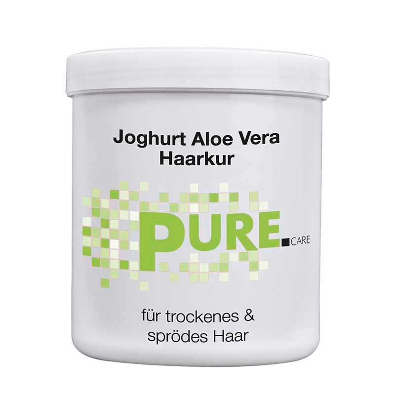 PURE Aloe Vera Joghurt Haarkur (1000 ml)