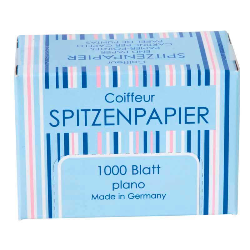 Mex pro Hair Spitzenpapier ungefaltet 1000 Blatt (1 Box)