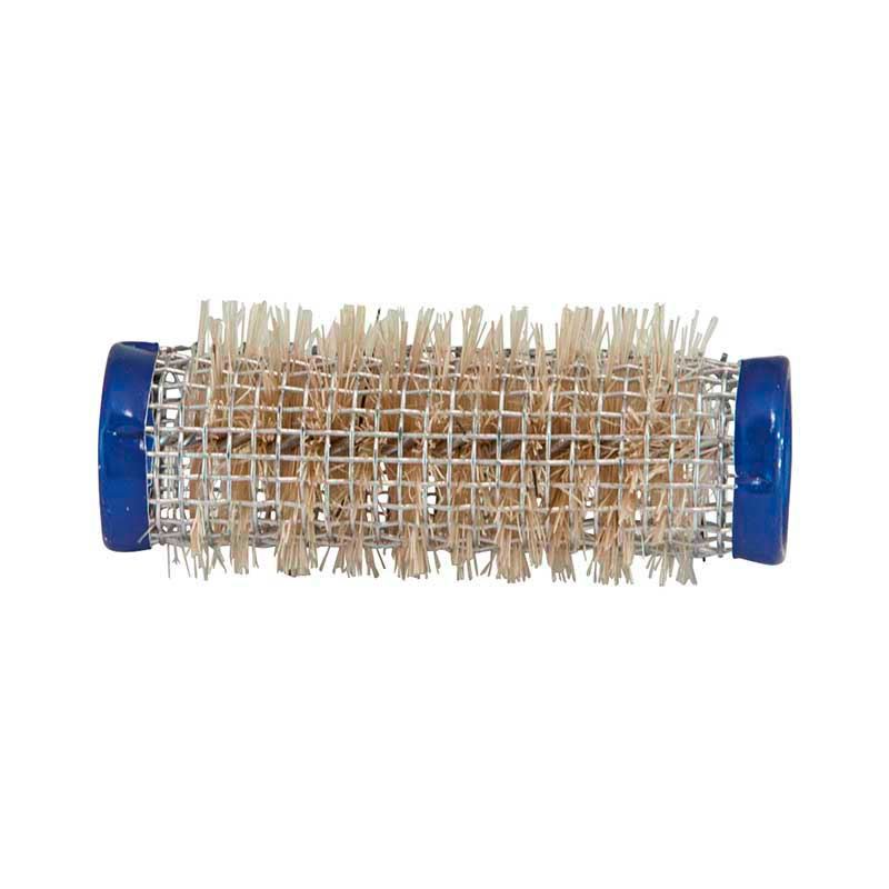 Mex pro Hair Borstenwickler Ř 21 mm Draht Blau (12 Stück)
