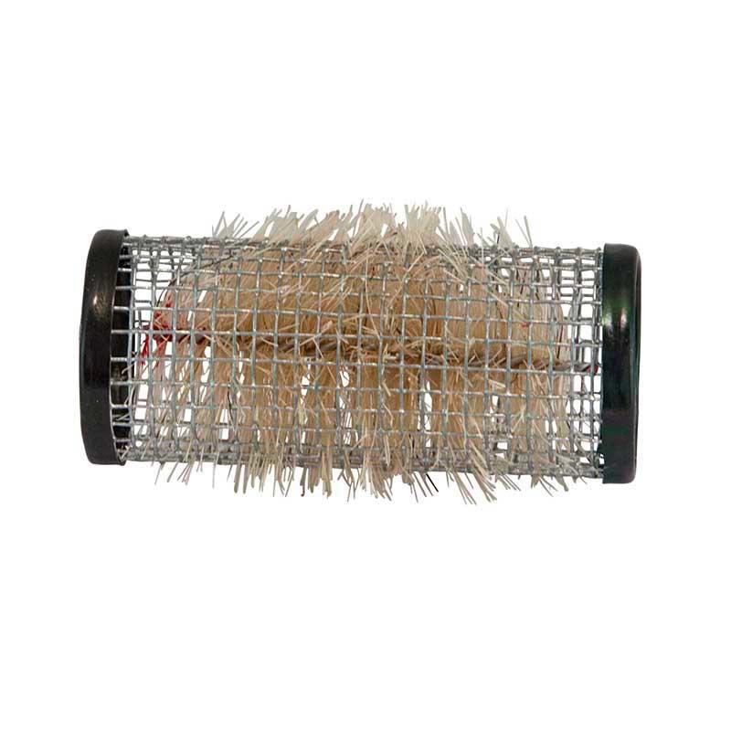 Mex pro Hair Borstenwickler Ř 28 mm Draht Schw. (12 Stück)