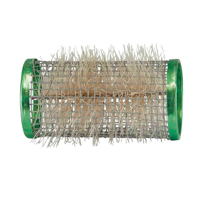 Mex pro Hair Borstenwickler Ř 32 mm Draht Grün (12 Stück)