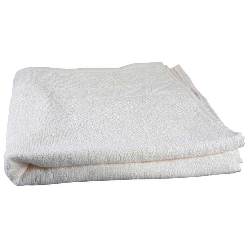 weitere Marken Finetex Pro Handtuch 50 x 90 cm Weiß (6 Stück)