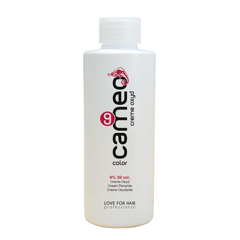 LOVE FOR HAIR Cameo Color Creme Oxyd 9% 30 vol. (120 ml)