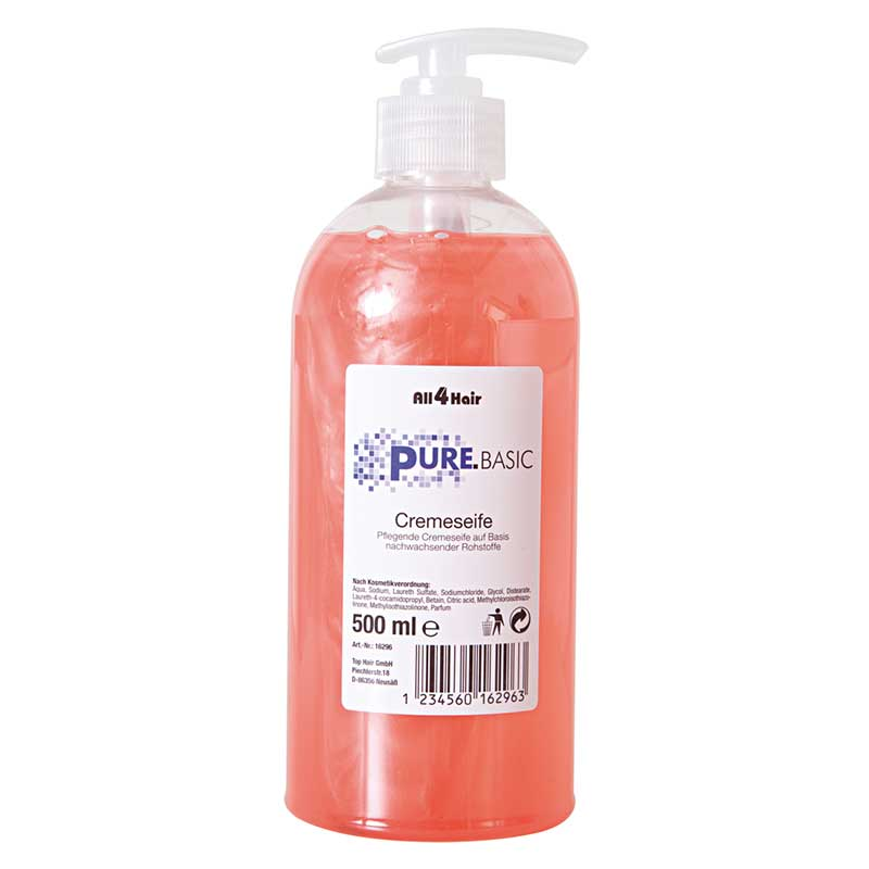 PURE Cremeseife (500 ml)