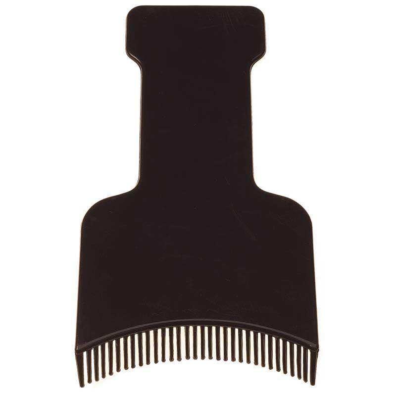 Mex pro Hair Färbekelle Gezahnt Schwarz