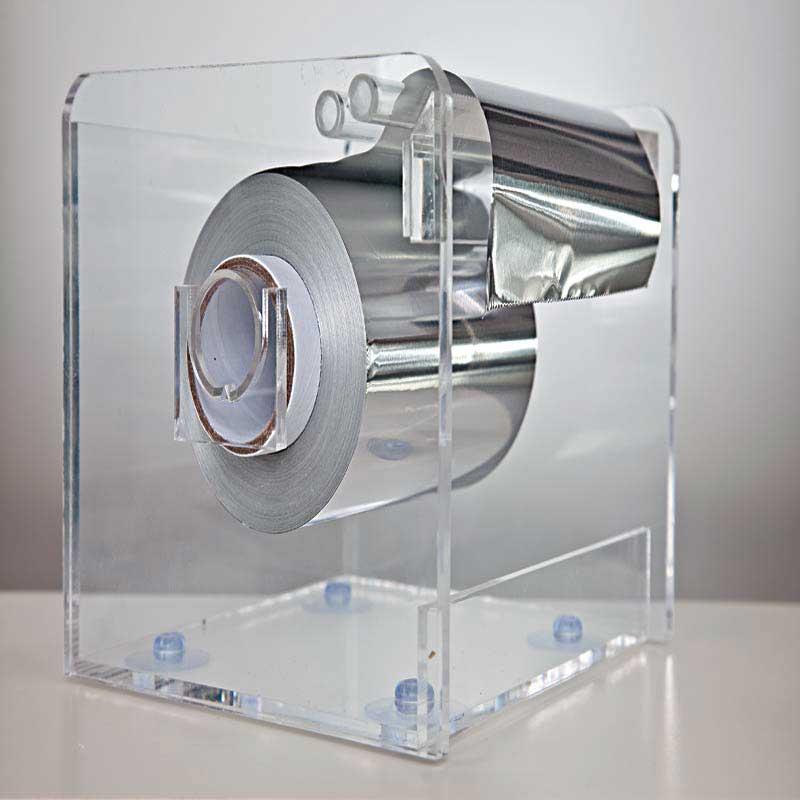 Mex pro Hair Acryldispenser für Alufolienrolle 250 m