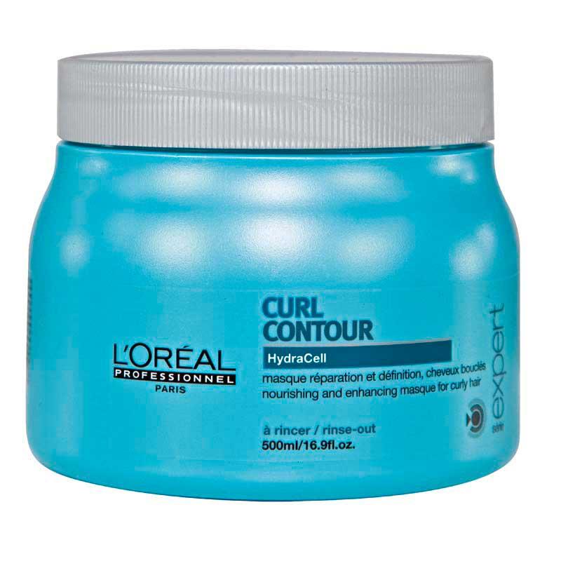 L´Oréal Curl Contour Maske 500 ml E0234700