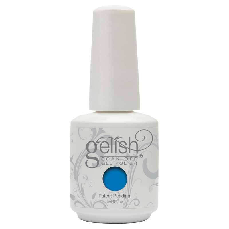 Hand & Nail Harmony Gelish Gellack Up in the blue - blau (15 ml)