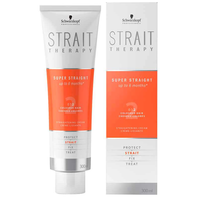 Schwarzkopf Strait Therapy Straight Cream 2 (300 ml)