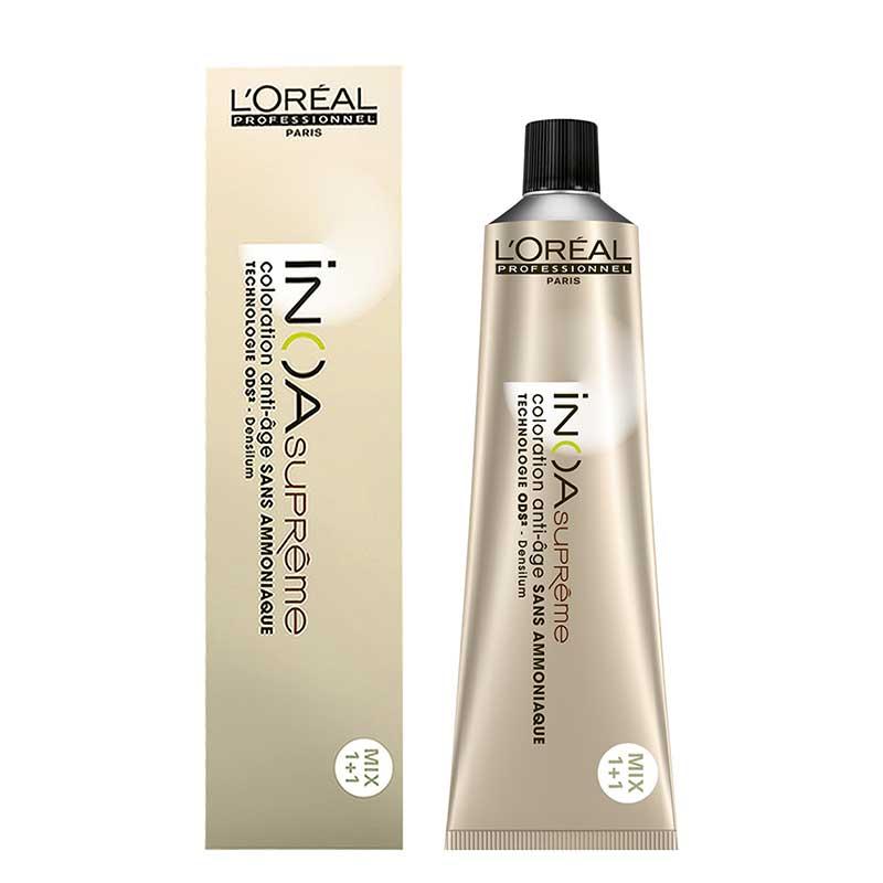 LOreal L'Oréal Professionnel INOA Supreme Anti Age 8.13 Anmutiges Gold (60 ml)