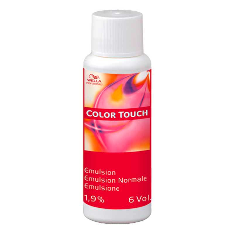 Wella Color Touch Emulsion 1,9% 60 ml 6742
