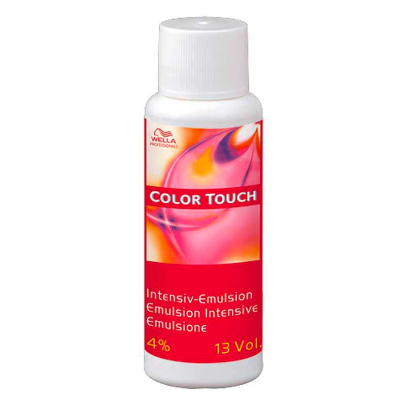 Wella Color Touch Intensiv-Emulsion 4% 60ml 6743