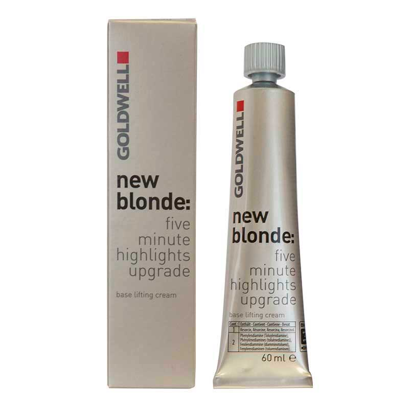 Goldwell Blondierung New Blonde Base Lift Cream (60 ml)