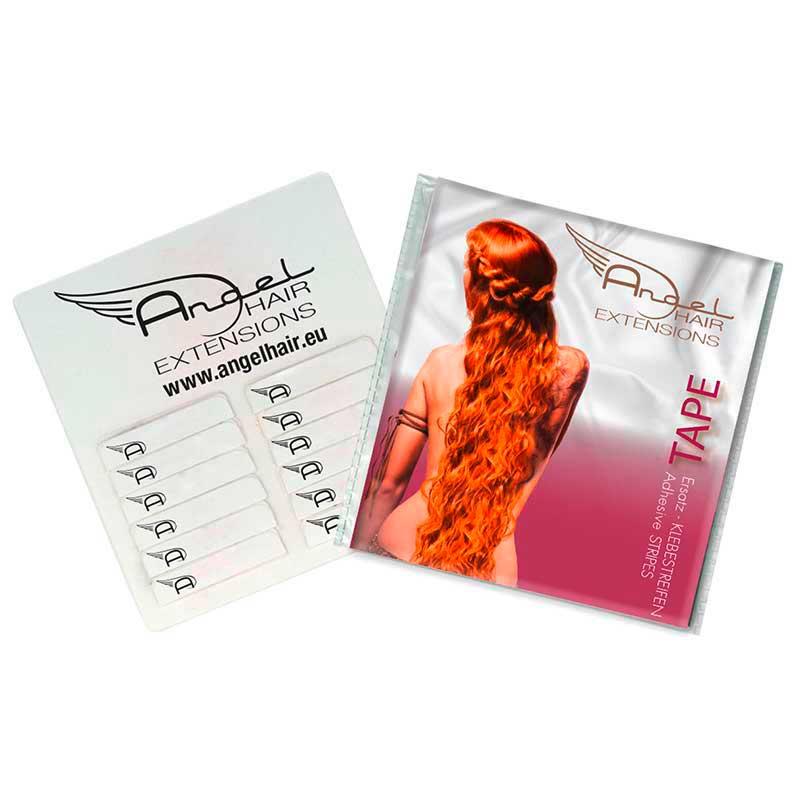 Angel Hair Klebestreifen für Extensions (24 Stück)