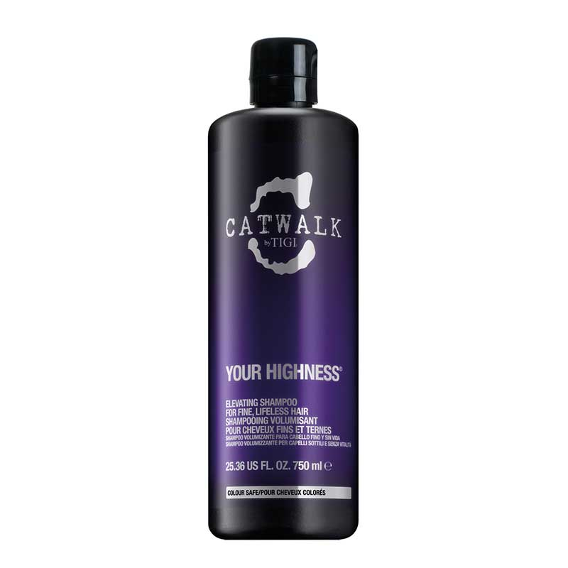 Tigi Catwalk Your Highness Shampoo (750 ml)