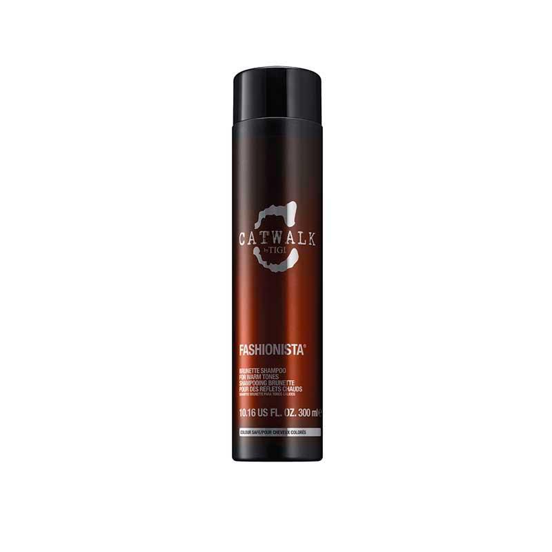 Tigi Catwalk Fashionista Brunette Shampoo (300 ml)