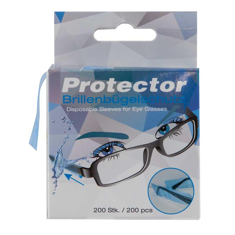 Mex pro Hair Einweg-Brillenbügelschutz auf Rolle (200 Stück)
