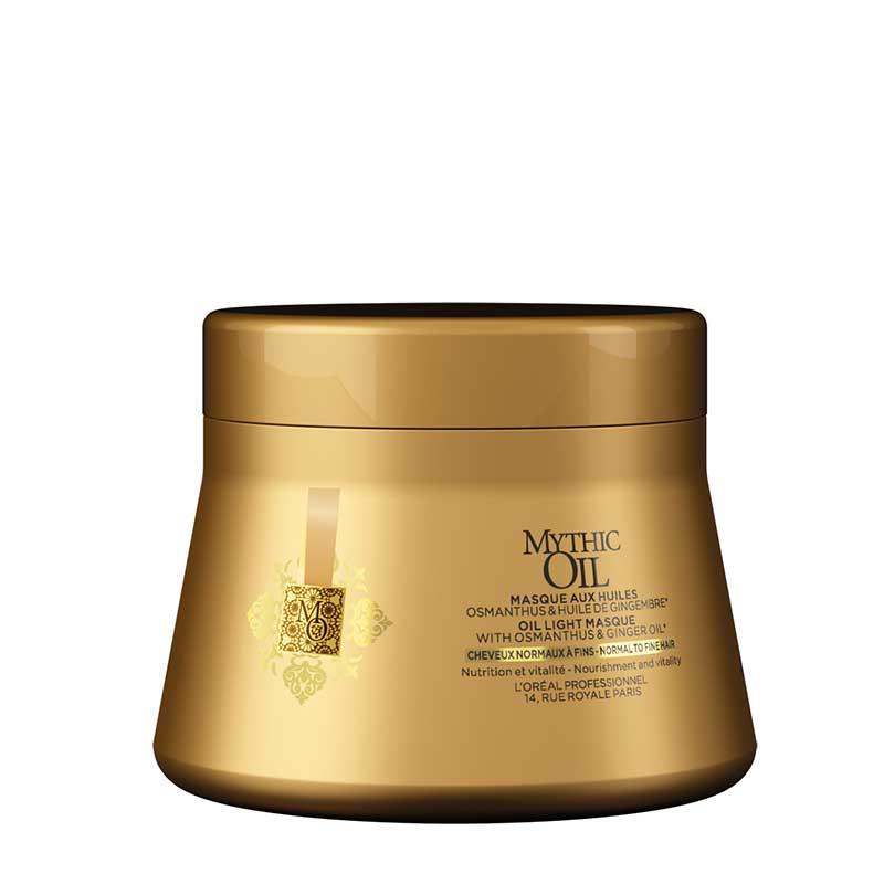 LOreal L'Oréal Professionnel Mythic Oil Maske für feines Haar (200 ml)