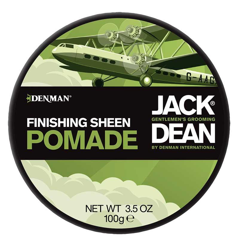 Denman Jack Dean Finishing Sheen Pomade (100 g)