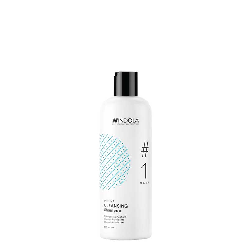 Indola Innova Cleansing Shampoo (300 ml)