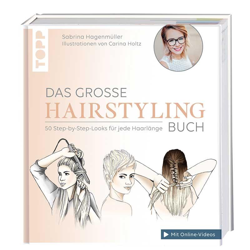 Frisurenbücher Frisurenbuch- Das Große Hairstyling Buch