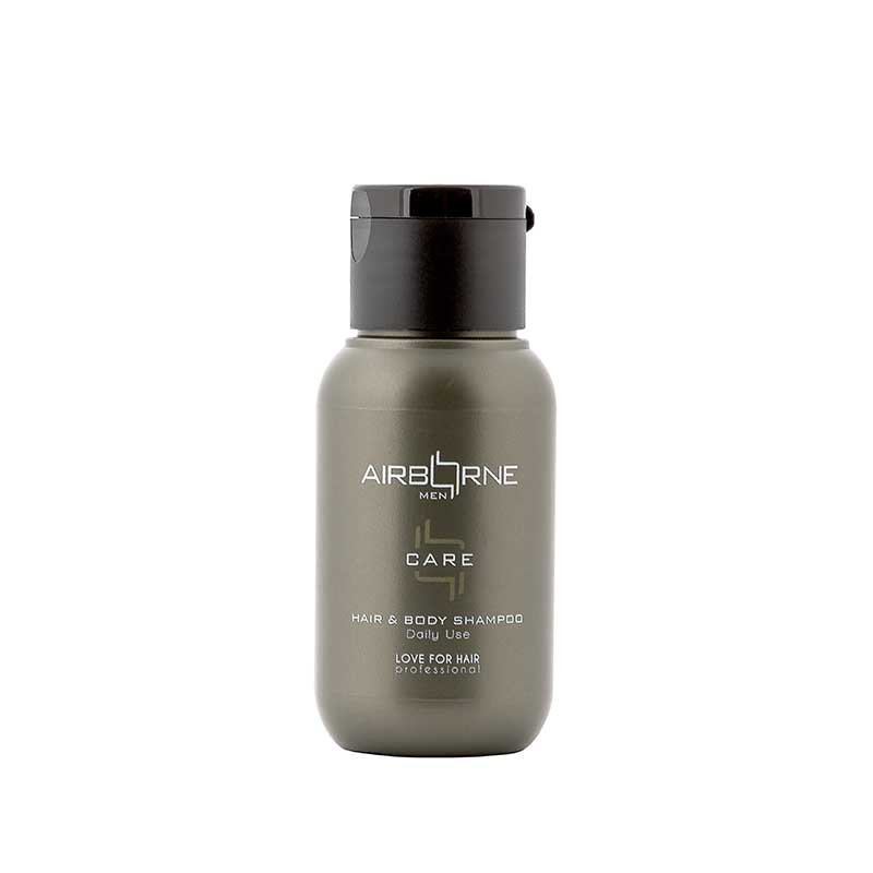 LOVE FOR HAIR Airborne Care Hair & Body Shampoo (50 ml)