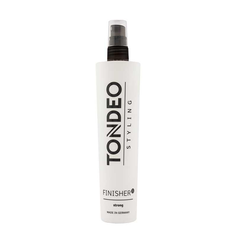 Tondeo Finisher Spray Styler, Haarspray ohne Treibgas (200 ml)