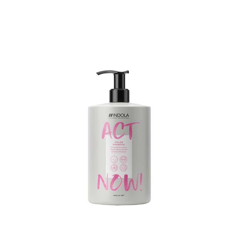 Indola Act Now Color Shampoo (1000 ml)