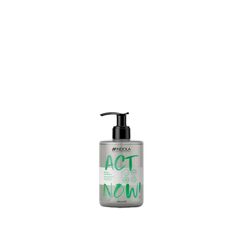 Indola Act Now Repair Shampoo (300 ml)