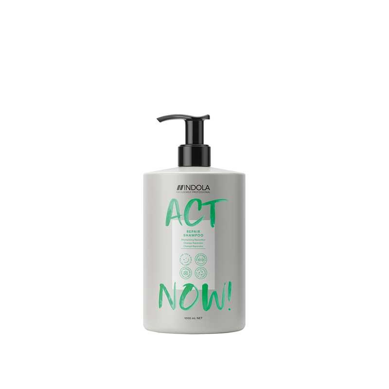 Indola Act Now Repair Shampoo (1000 ml)