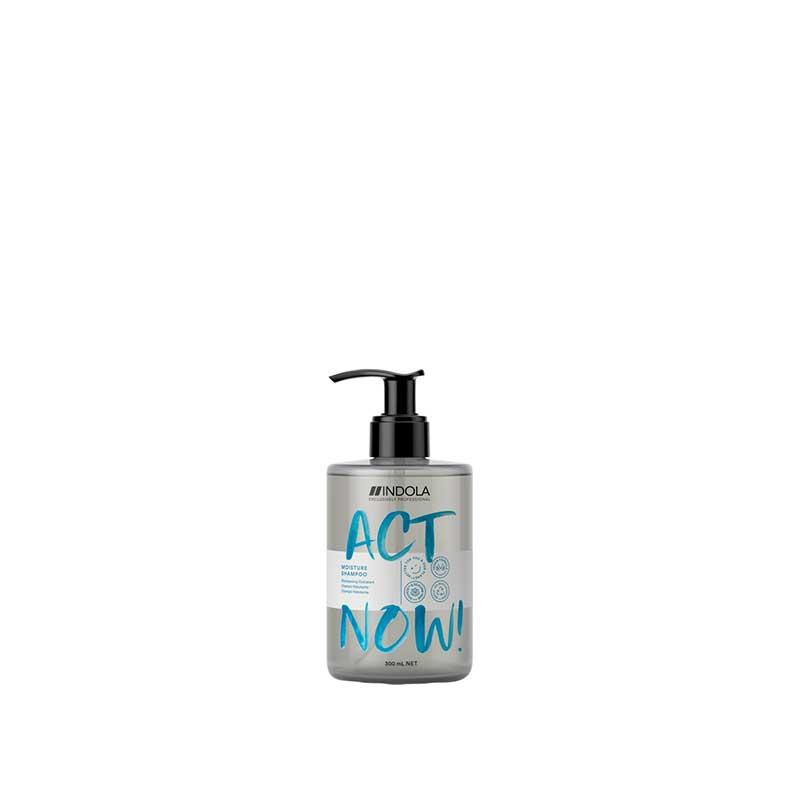 Indola Act Now Hydrate Shampoo (300 ml)