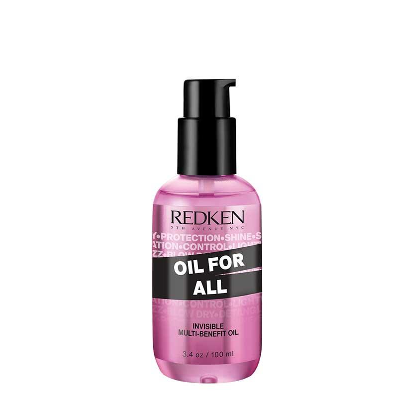 Redken Oil For All Invisible Multi-Benefit Oil (100 ml)