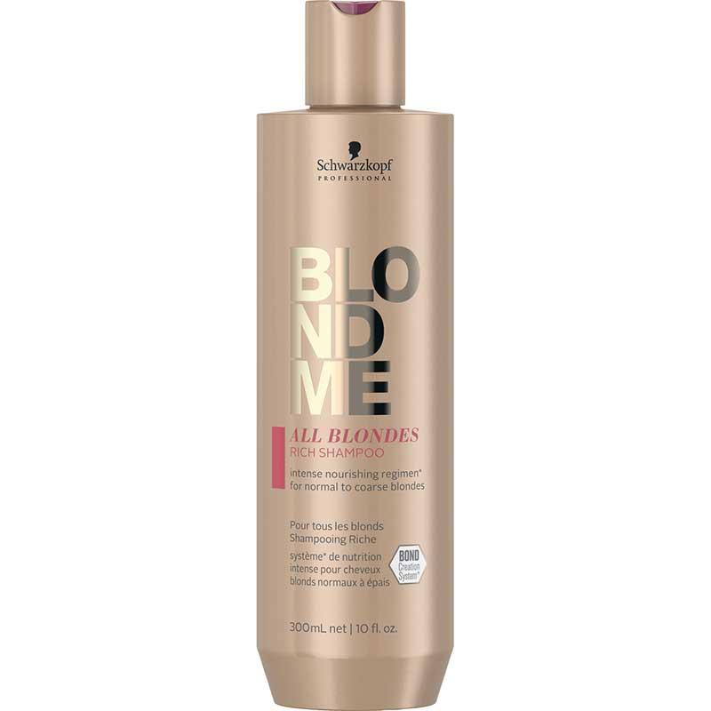 Schwarzkopf BlondME All Blondes Rich Shampoo (300 ml)