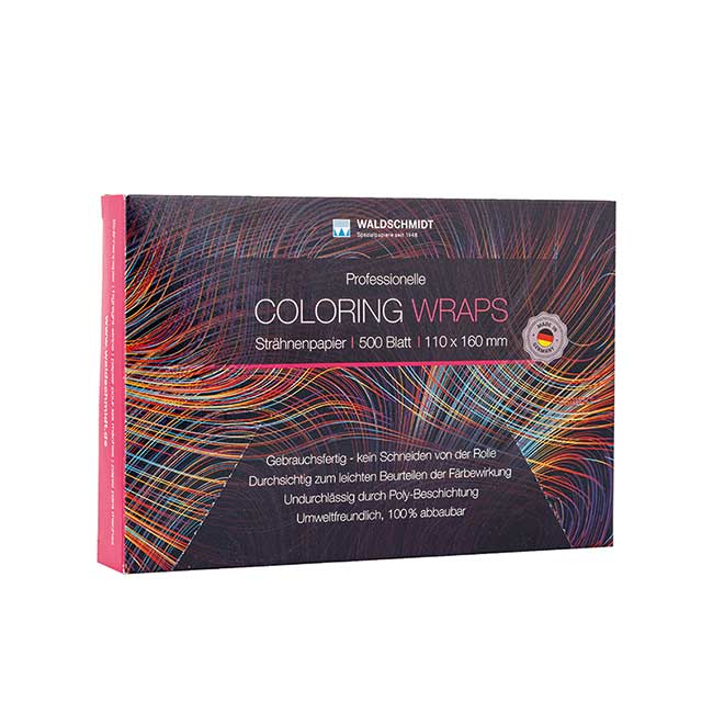 Coloring Wraps 110 x 160 mm 500 Blatt