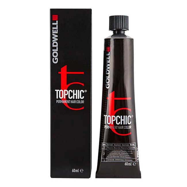 Goldwell Topchic Tube 6/B Goldbraun (60 ml)