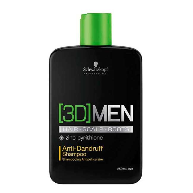 [3D]MEN Anti-Dandruff Shampoo 250 ml