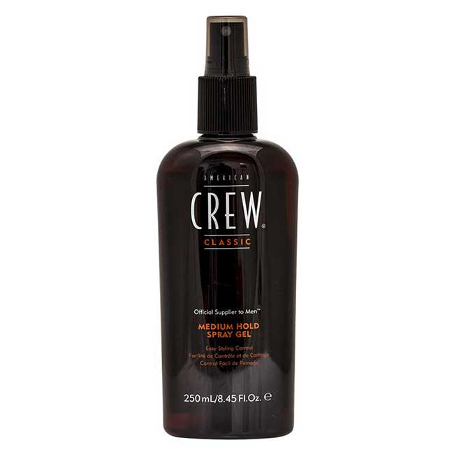 American Crew Medium Hold Spray Gel (250 ml)