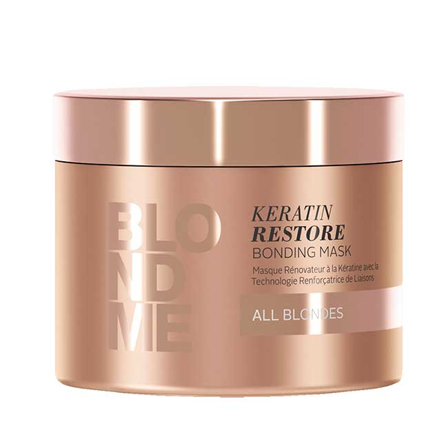BME Restore Bond Maske All Blond 200 ml