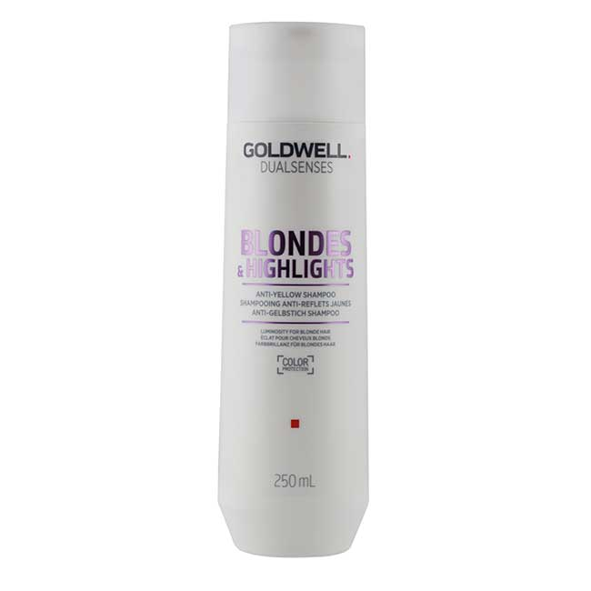 Goldwell Dual Senses Blondes and Highlights Anti Yellow Shampoo (250 ml)