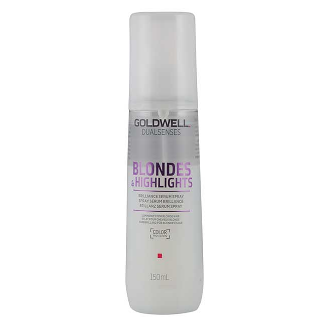 Goldwell Dual Senses Blondes and Highlights Brilliance Serum Spray (150 ml)