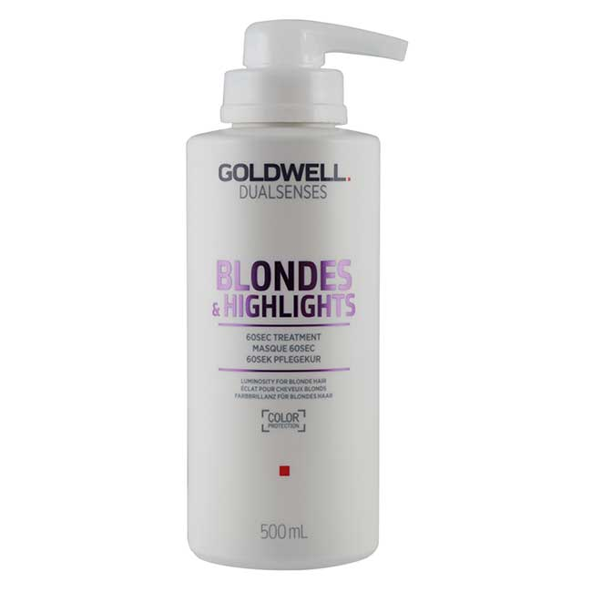 Goldwell Dual Senses Blondes and Highlights 60 Sec. Treatment (500 ml)