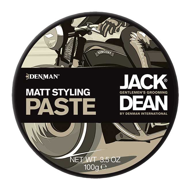 Denman Jack Dean Matt Styling Paste (100 g)