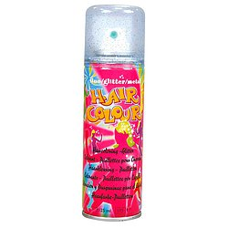 Glitter Spray blau 125 ml