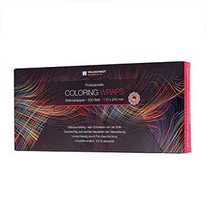 Coloring Wraps 110 x 240 mm (500 Blatt)